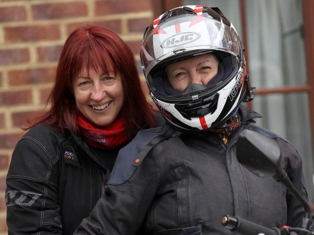 Linda & Debbie, Lancs Cheshire
